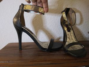New ankle strap woman heels size 8 for Sale in Niederwald, TX