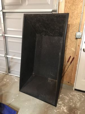 Large vinyl mortar tub for Sale in Parma, OH