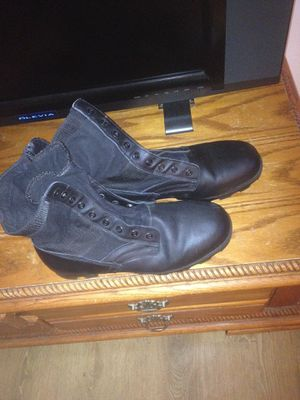 Combat boots size 13 for Sale in Columbus, OH