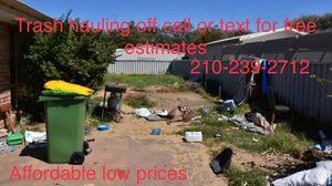 Trash hauling for Sale in San Antonio, TX