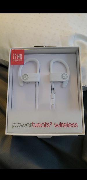powerbeats 3 wireless for Sale in Edgewood, WA