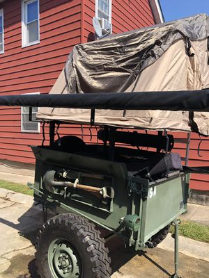 Army trailer airborne ww2 for Sale in Long Branch, NJ