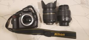 Nikon D5000 w/accessories for Sale in Tacoma, WA