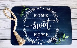 Farmhouse Home sweet home Set of 6 Placemats for Sale in Tampa, FL