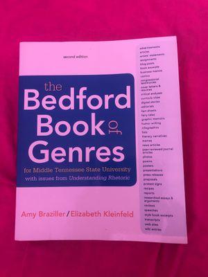 MTSU English Book for Sale in Smyrna, TN