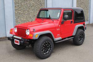 2006 Jeep Wrangler for Sale in Auburn, WA