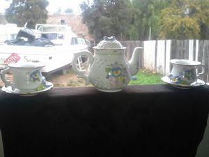 5 piece candle set for Sale in San Bernardino, CA