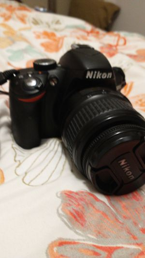 Nikon camera DSLR 3200 for Sale in Sacramento, CA