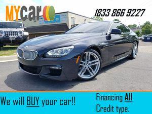 2012 BMW 6 Series for Sale in Fredericksburg, VA