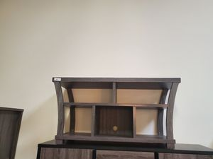TV Stand up to 55in TVs, Grey for Sale in Tustin, CA