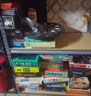 Huge Lot of Board Games and Puzzles for Sale in Westminster, CO