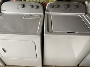 Washer and electric dryer sets for Sale in Fort Wayne, IN