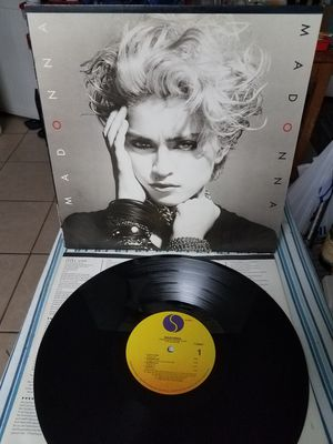 Madonna vinyl record album for Sale in San Antonio, TX