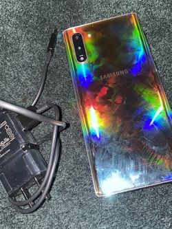 Samsung Galaxy Note 10 for Sale in Huntington Park,  CA
