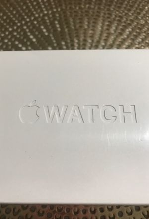 APPLE WATCH SERIE 4 WITH GPS BRAND NEW for Sale in Lake View Terrace, CA