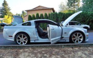 Tilt Steering07 Ford Mustang Saleen for Sale in Franklin, TN