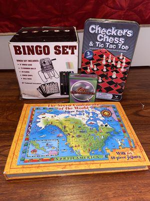 Board Games for kids/family for Sale in Diamond Bar, CA