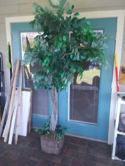 7ft Fake plant for Sale in Bartow,  FL