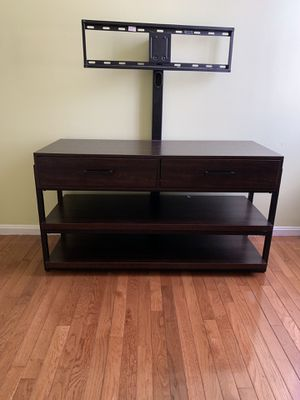 Tv stand with mount for 30-60 inch TVs for Sale in Arlington, VA