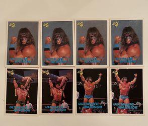 WWF/WWE & WCW Wrestling Cards for Sale in Sylmar,  CA