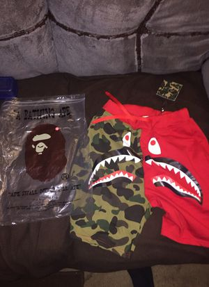 Bape shorts for Sale in Raleigh, NC