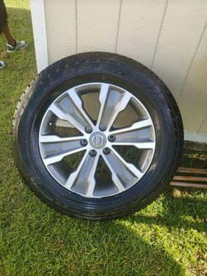 Four Brand New Nissan Titan Wheels 275/60R20 $1,500 for Sale in Vernonburg, GA