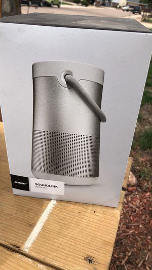 Bose soundlink revolve + for Sale in Colorado Springs, CO