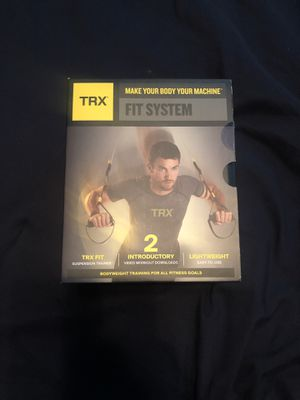 TRX fit system for Sale in Oakland, CA