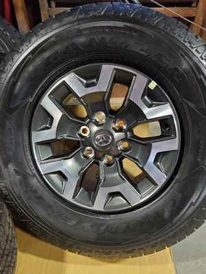 Tacoma tires and rims for Sale in Virginia Beach, VA