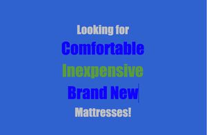 Brand New Mattresses! 50-75% off all mattresses! for Sale in Hannibal, MO