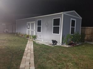 Finished Shed 12x32 for Sale in Tampa, FL