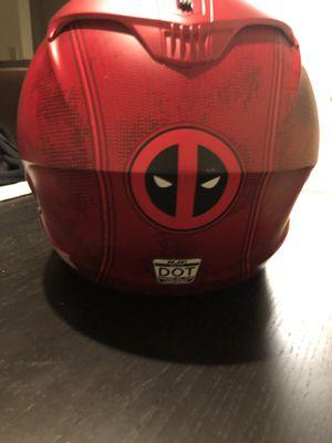 HJC Deadpool Helmet for Sale in Fairfax, VA