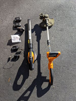 Black and Decker blower and edger for Sale in Centreville, VA