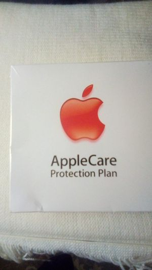 AppleCare Protection Plan for Sale in MONARCH BAY, CA