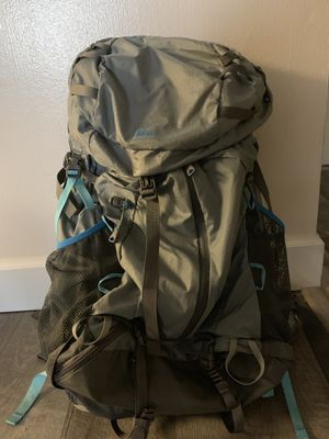 REI Flash 52- women's hiking backpack for Sale in Tampa, FL