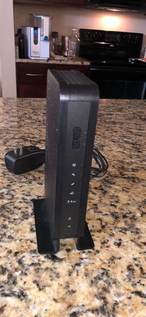 Netgear N3000 WiFi Cable Modem Router for Sale in Pflugerville, TX