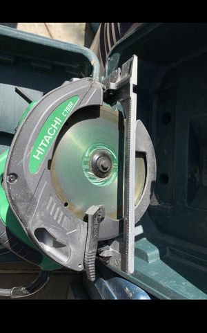 Hitachi circular saw for Sale in Los Angeles, CA