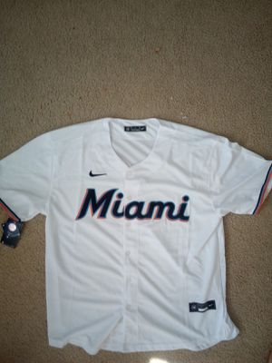 Miami Marlins size Large Jersey for Sale in Aventura, FL