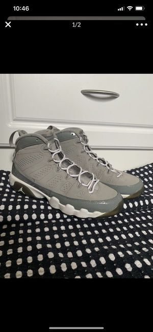 "Retro Jordans 9, ""cool grey"" size 6 for Sale in Orlando, FL"