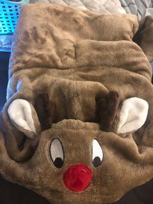 Dog Reindeer Costume / Pajamas for Sale in Edmonds, WA