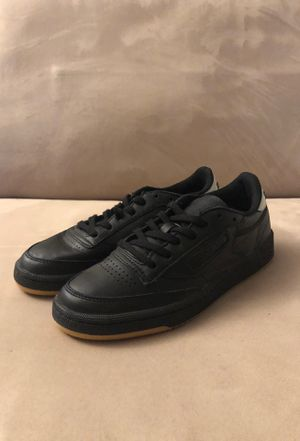 Reebok Classic Club C 85 Diamond Black/Gum Women's Shoes (BD4425) for Sale in New Berlin, WI