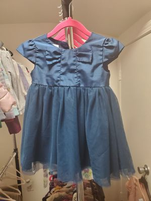 Teal Dress Toddler Girl for Sale in San Diego, CA