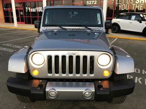 2017 Jeep Wrangler Unlimited for Sale in Fresno, CA