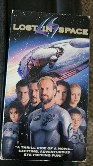Lost in space vhs for Sale in Sioux Falls, SD