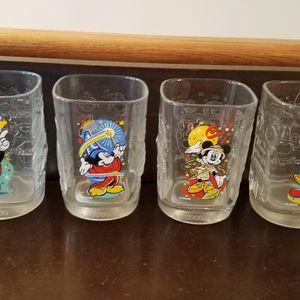 Disney 2000 Glasses for Sale in Fairfax, VA
