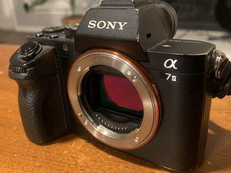 Sony A7II for Sale in Garland,  TX