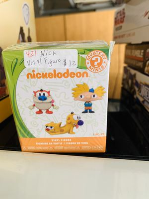 Nickelodeon vinyl figures toy for Sale in Phoenix, AZ