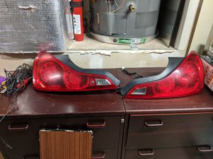 G37 coupe taillights for Sale in Lynnwood, WA