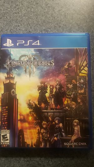 Kingdom Hearts 3 for Sale in Seattle, WA