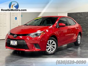 2015 Toyota Corolla for Sale in Roselle, IL